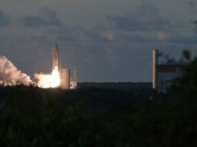 Weatherwatch: Meteosat-10 launched to track weather systems