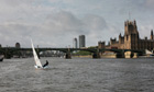 Weatherwatch: The Thames like a windpipe in the city's lungs