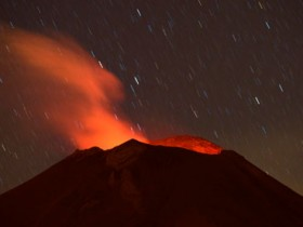 Weatherwatch: Would modern humans survive a volcanic winter?