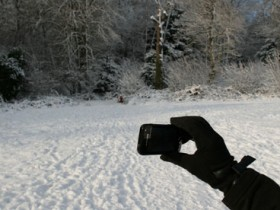 Weatherwatch: First measure the snow – then tweet about it