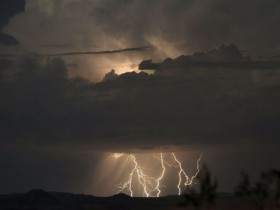 Weatherwatch: Where will lightning strike next?