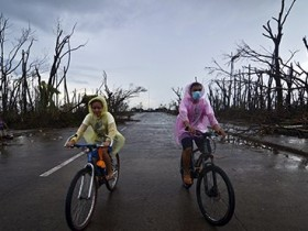 Weatherwatch: Carbon released in the Philippines might never be recovered