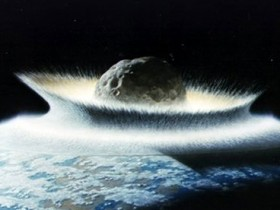 Terrawatch: The crash that splintered Earth's crust