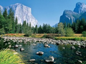 Terrawatch: Fire and ice creators of Yosemite's plains and canyons