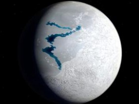 When Earth was a frozen Snowball