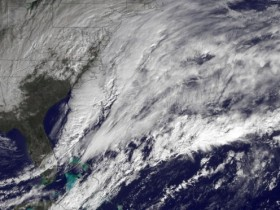 Weatherwatch: The ups and downs of North Atlantic storms