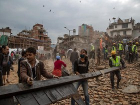 Kathmandu earthquake nightmare not yet over