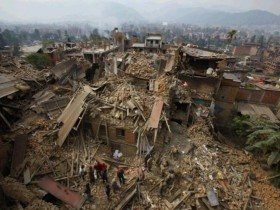 Nepal quake 'followed historic pattern'