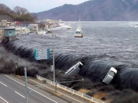 Mystery of missing tsunamis explained by geological model