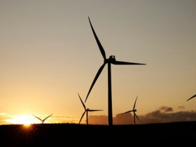Weatherwatch: wind turbines in the sun, slow but steady